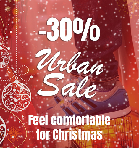 Urban Sale -30% Feel Comfortable for Christmas