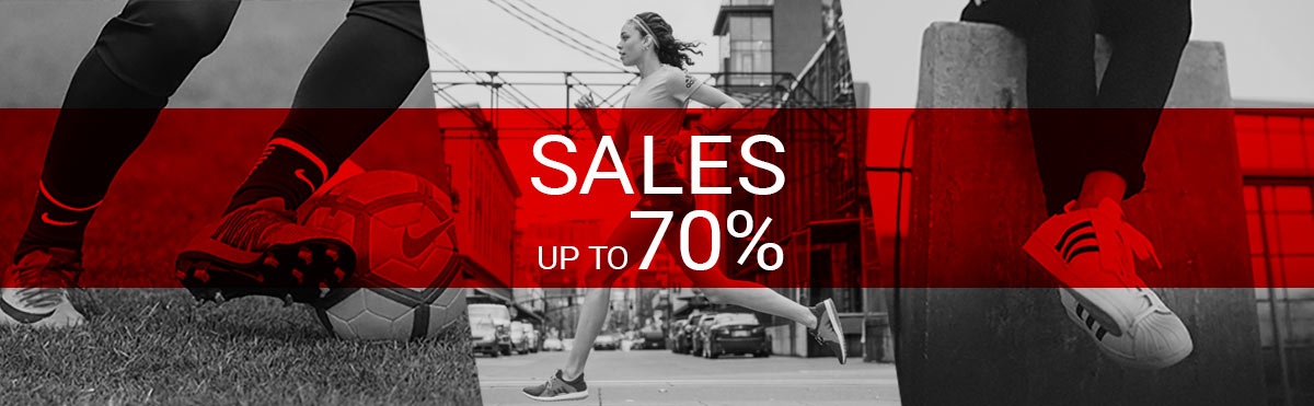 Sale Sale up to 70% off