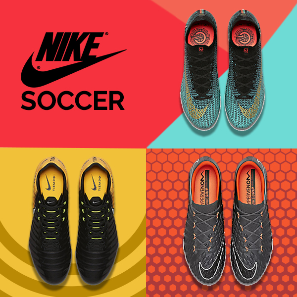 Nike Soccer Shoes